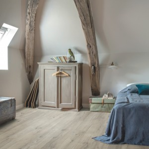 Pulse Click Plus PUCP40106 Cotton oak grey with saw cuts