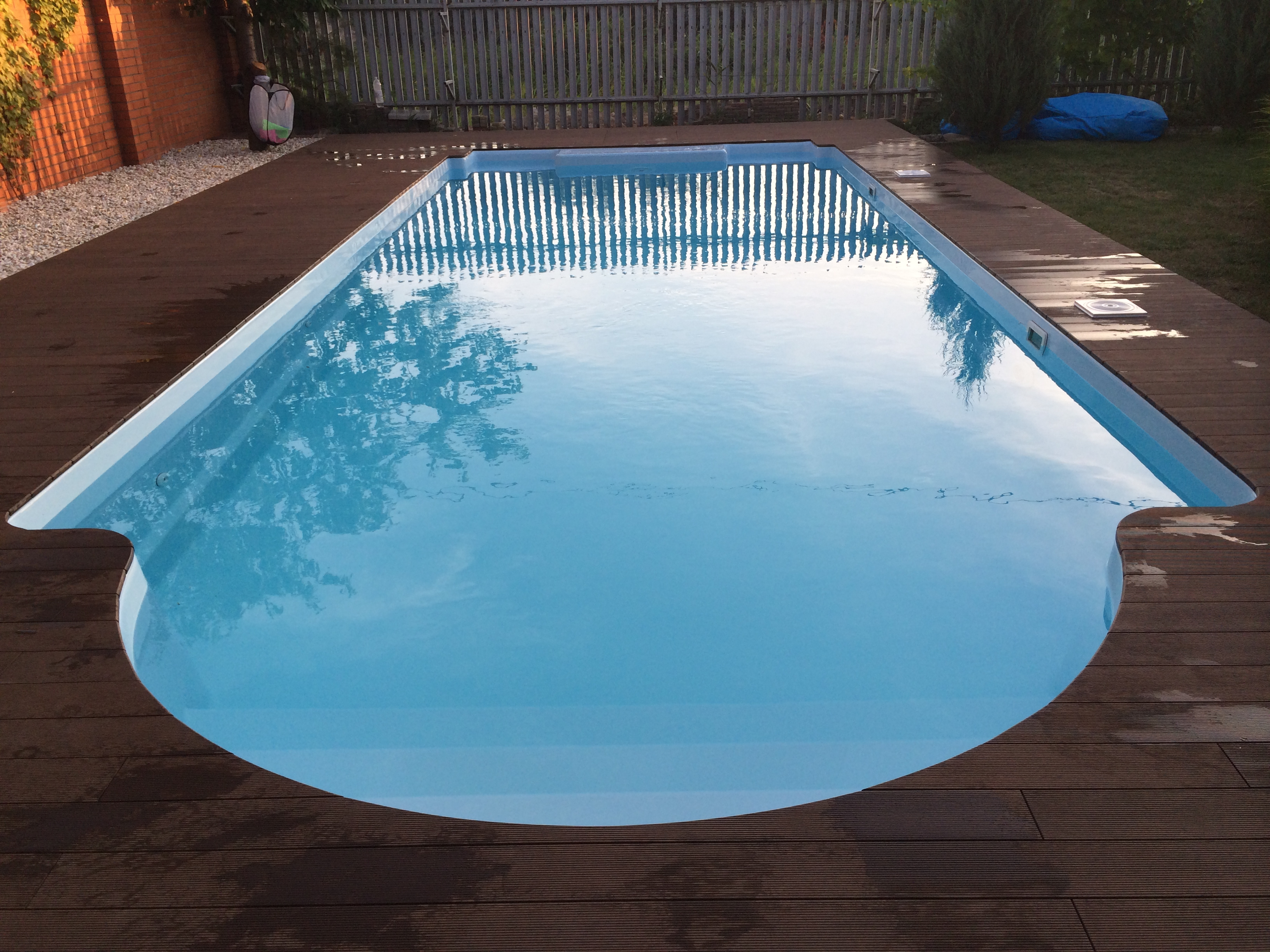 Как сделать бассейн своими руками 57